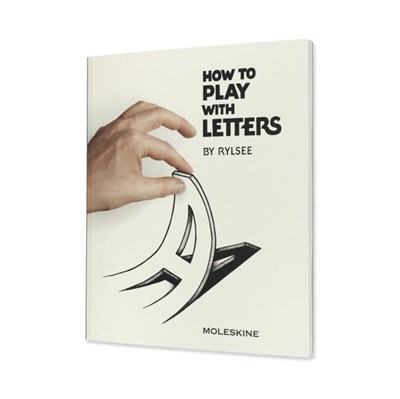 How to Play with Letters Moleskine 9788866131618