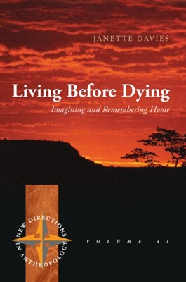 Living Before Dying Janette Davies 9781789201307