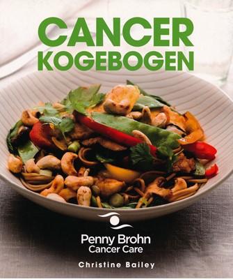 Kræft kogebogen - en kogebog for kræft patienter Brohn, Penny 9788772307398