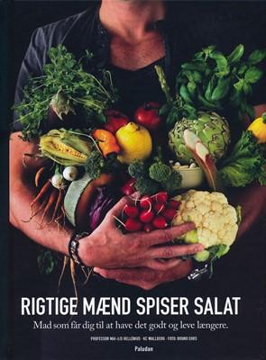 Rigtige mænd spiser salat Mai-Lis, Hellenius 9788772307527