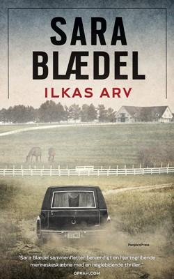 Ilkas arv PB Sara Blædel 9788772008431