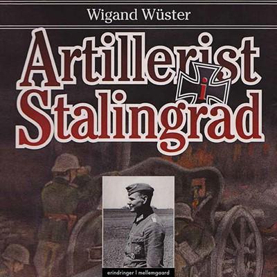 Artillerist i Stalingrad Wigand Wünster 9788726131994