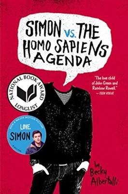 Simon vs. the Homo Sapiens Agenda Becky Albertalli 9780062348685