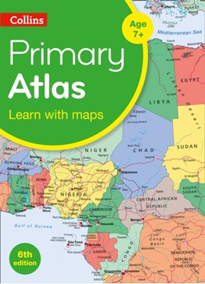 Collins Primary Atlas Collins Maps 9780008319458