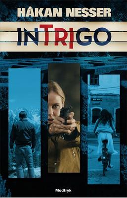 Intrigo Håkan Nesser 9788770071512