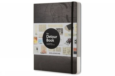 Detour: The Moleskine Notebook Experience Maurizio Ferraris, Raffaella Guidobono 9788867324842