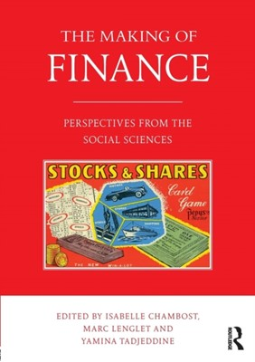 The Making of Finance  9781138498570
