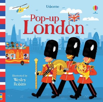 Pop-Up London Fiona Watt 9781474939584
