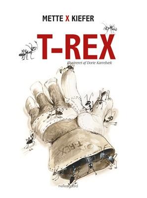 T-Rex Mette X Kiefer 9788772183046