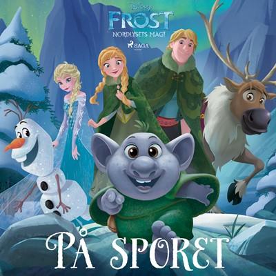 Frost - Nordlysets magi - På sporet - Disney, – Disney, DISNEY 9788726073904
