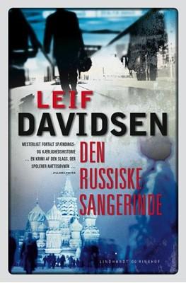 Den russiske sangerinde Leif Davidsen 9788711407806
