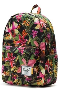 Herschel Rygsæk Classic XL, Jungle Hoffman blomstret  0828432249176