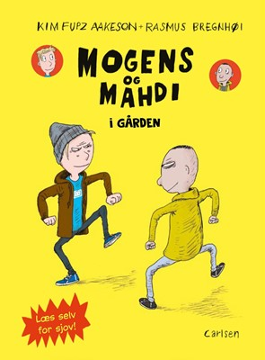 Mogens og Mahdi i gården Kim Fupz Aakeson 9788711909720