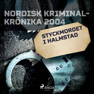 Styckmordet i Halmstad - Diverse 9788726153675