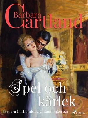 Spel och kärlek Barbara Cartland 9788711658567
