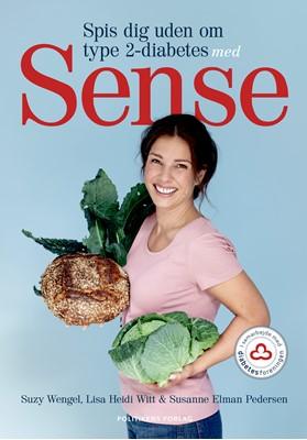Spis dig uden om type 2-diabetes med Sense Suzy Wengel 9788740041835