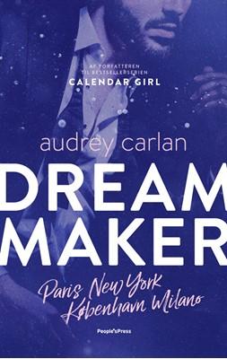 Dream Maker 1 Audrey Carlan 9788770363112