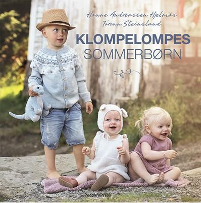 Klompelompe - sommerbørn Torunn Steinsland, Hanne Andreassen Hjelmås 9788770361873