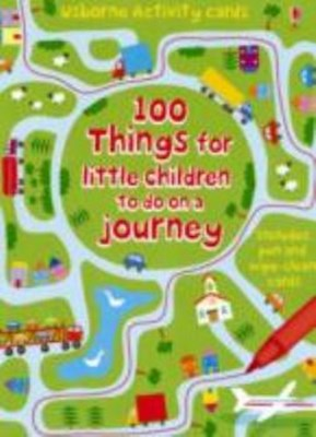 100 Things for Little Children to Do on a Journey  9780746089217
