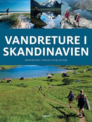 Vandreture i Skandinavien  9788771556438