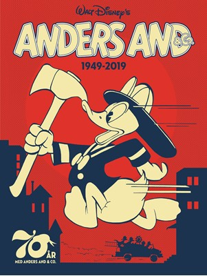 Anders And & Co. 1949-2019 DISNEY 9788793567931