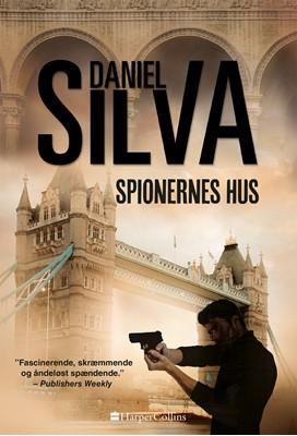 Spionernes hus Daniel Silva 9788771915303
