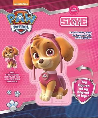 Nickelodeon Paw Patrol Skye - Figur og historie  9788771315639