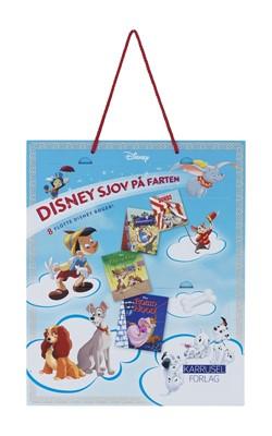 Disney Sjov på Farten Ukendt forfatter 9788771861167