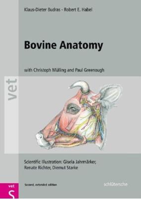 Bovine Anatomy Paul R. Greenhough, Christoph K. W. Mulling, Robert E. Habel, Klaus-Dieter Budras, Diemut Starke, Renate Richter, Gisela Jahrmarker 9783899930528