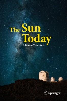 The Sun Today Claudio Vita-Finzi 9783030040789