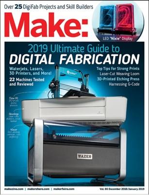 Make: Volume 66 Mike Senese 9781680455571