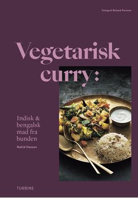 Vegetarisk Curry Nahid Hassan 9788740654424