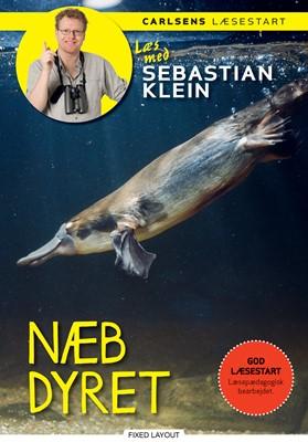 Læs med Sebastian Klein - Næbdyret Sebastian Klein 9788711914632