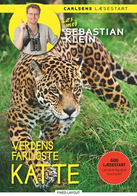 Læs med Sebastian Klein - Verdens farligste katte Sebastian Klein 9788711914670