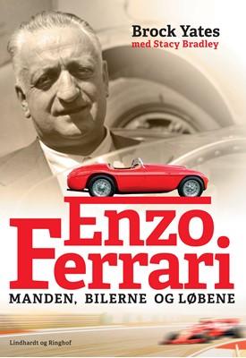 Enzo Ferrari - Manden, bilerne og løbene Brock Yates 9788711914335