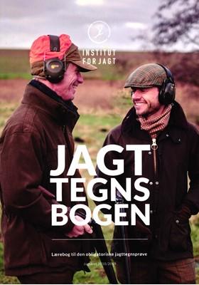 Højmoderne Jagttegnsbogen af Alex Steninge Jacobsen IF-15