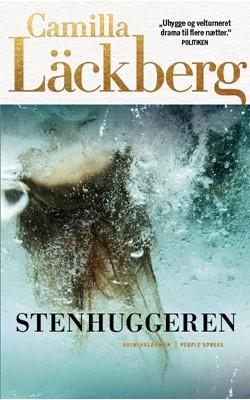 Stenhuggeren Camilla Läckberg 9788772009315