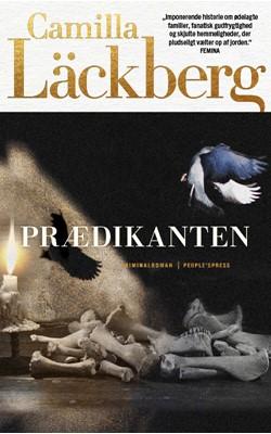 Prædikanten Camilla Läckberg 9788772009308