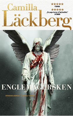 Englemagersken Camilla Läckberg 9788772009360