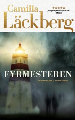 Fyrmesteren Camilla Läckberg 9788772009353