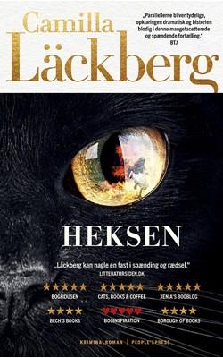 Heksen Camilla Läckberg 9788772009384
