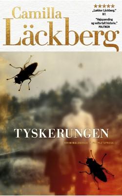 Tyskerungen Camilla Läckberg 9788772009339
