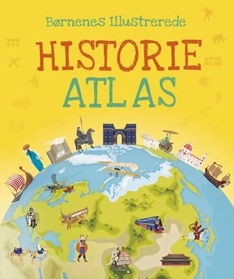 Børnenes illustrerede historie atlas  9788742510278