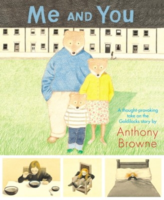 Me and You Anthony Browne 9780552559102
