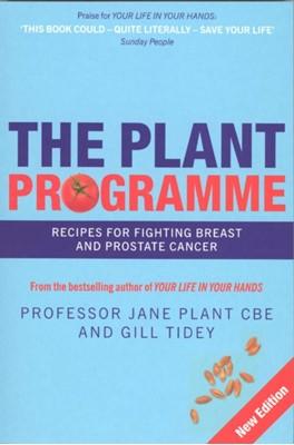 The Plant Programme Gillian Tidey, Jane Plant 9780753509524