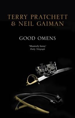 Good Omens Neil Gaiman, Terry Pratchett 9780552159845