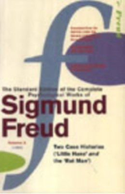 Complete Psychological Works Of Sigmund Freud, The Vol 10 Sigmund Freud 9780099426639