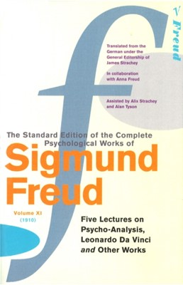 Complete Psychological Works Of Sigmund Freud, The Vol 11 Sigmund Freud 9780099426646