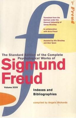 Complete Psychological Works Of Sigmund Freud, The Vol 24 Sigmund Freud 9780099426790