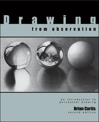 Drawing from Observation (Reprint) Brian Curtis 9780077356279